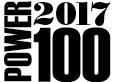Power 100 2017 Logo