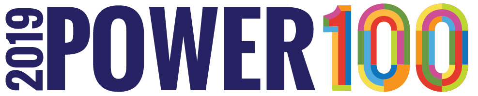 Power 100 2019 Logo