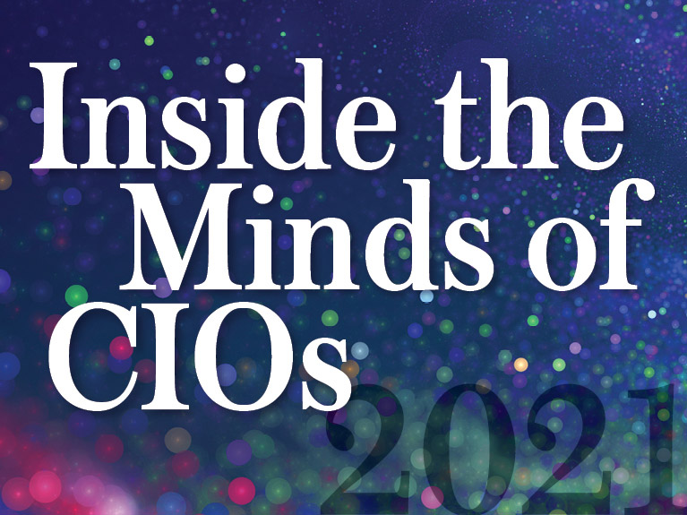 2021 CIO Virtual: Inside the Minds of CIOs
