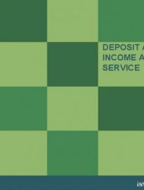 Deposit and Fixed Income Advisory Service Spring 2013
