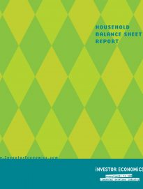 Household Balance Sheet 2012 Update and Rebased Forecast
