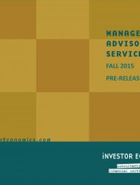 Managed Money Report – Fall 2015