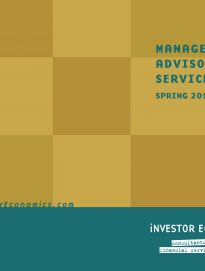 Managed Money Report – Spring 2015