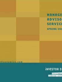 Managed Money Report – Spring 2014