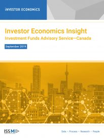 Investor Economics Insight September 2019