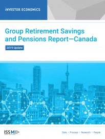 Group Retirement Savings and Pensions Report 2019—Update