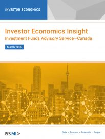 Investor Economics Insight March 2020