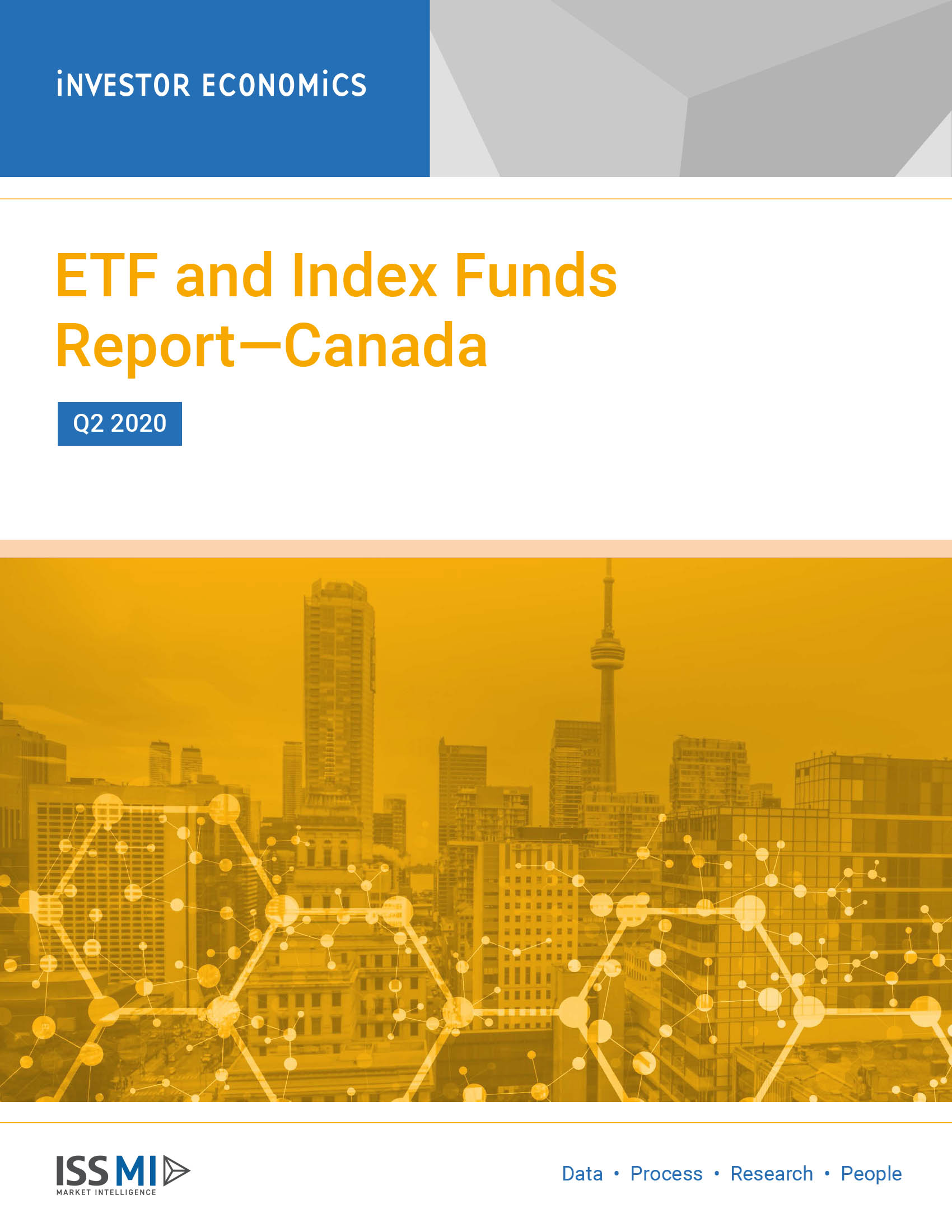ETF and Index Funds Report Q2 2020