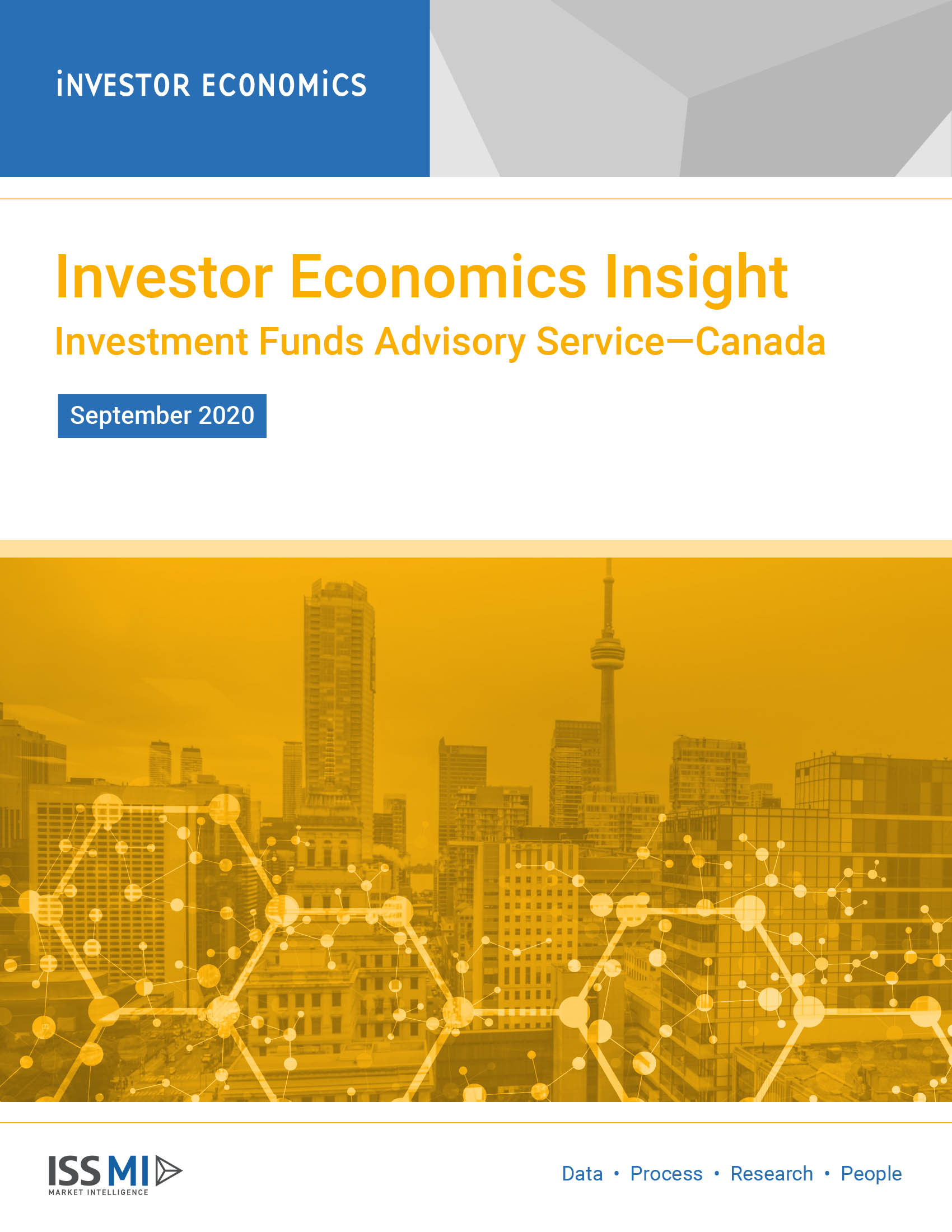 Investor Economics Insight September 2020