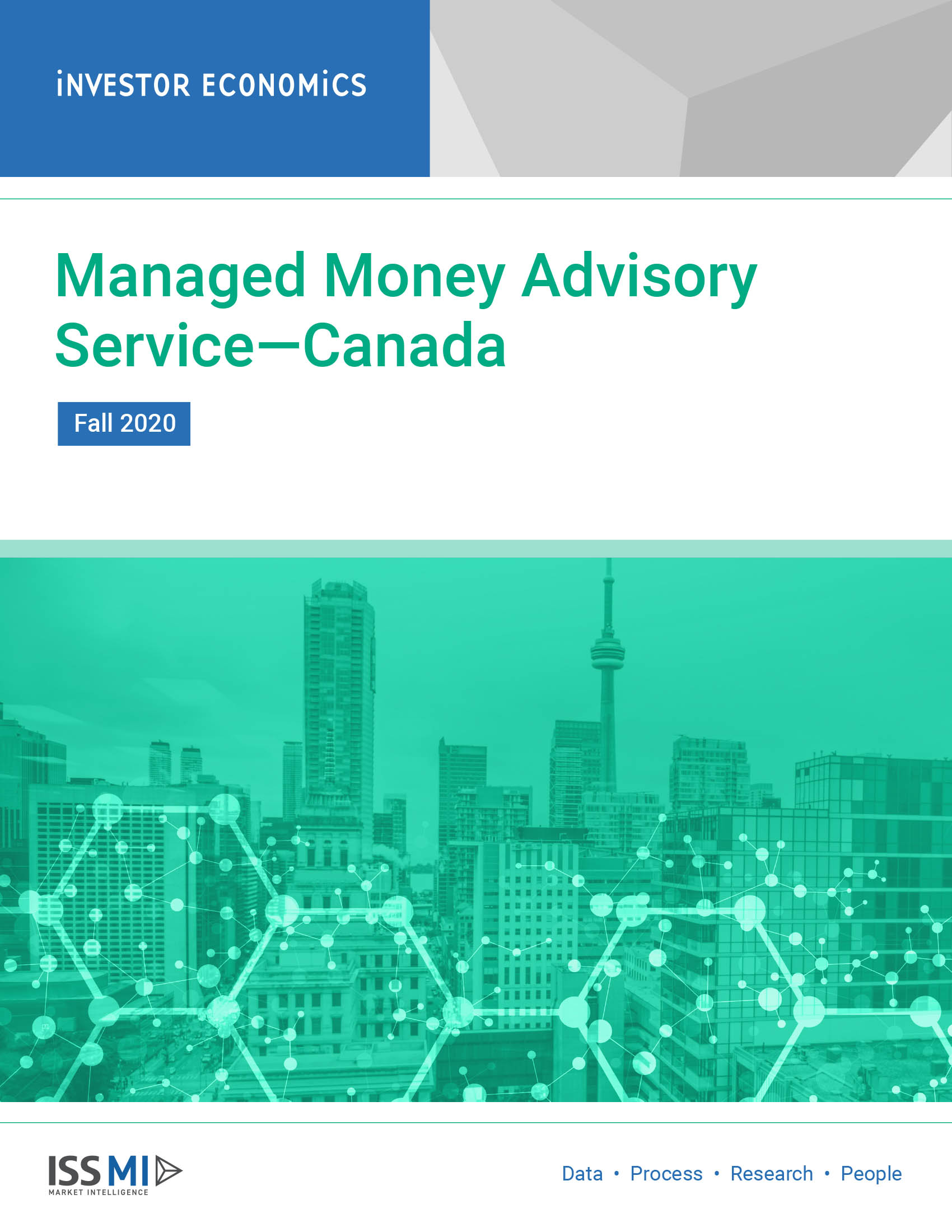 Managed Money Advisory Service Fall 2020