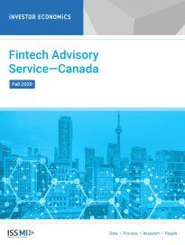 Fintech Advisory Service Fall 2020