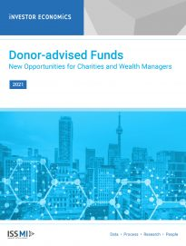 Donor-advised Funds: New Opportunities for Charities and Wealth Managers