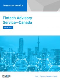 Fintech Advisory Service Winter 2021