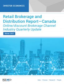Retail Brokerage and Distribution Report—Canada Winter 2021 Online/discount Brokerage Channel Industry Quarterly Update