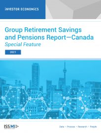 Group Retirement Savings and Pensions Report—Special Feature