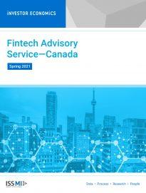 Fintech Advisory Service Spring 2021