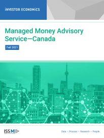 Managed Money Advisory Service Fall 2021