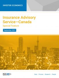 Insurance Advisory Service September 2021—Special Feature
