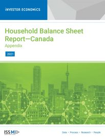 2021 Household Balance Sheet Report —Appendix