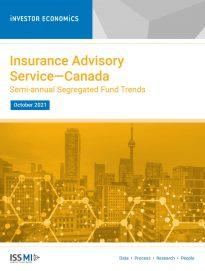 Insurance Advisory Service October 2021—Semi-annual Segregated Fund Trends