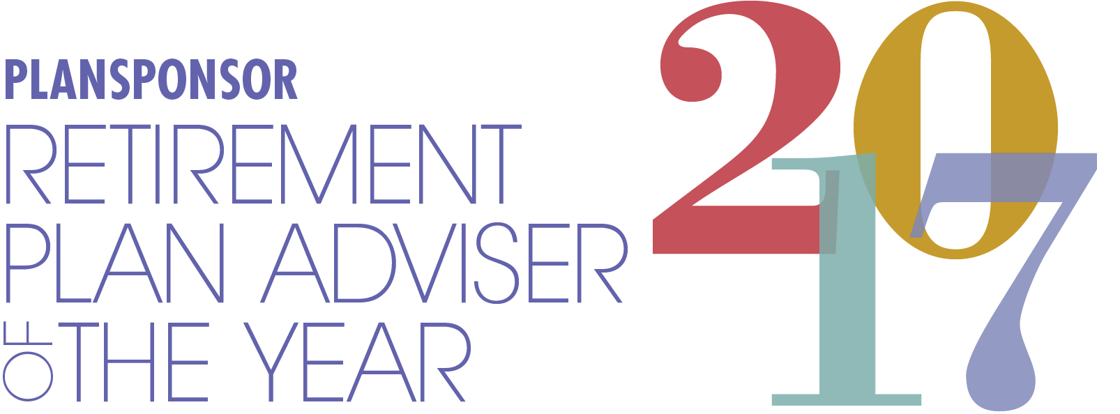 2017 PLANSPONSOR Retirement Plan Adviser of the Year