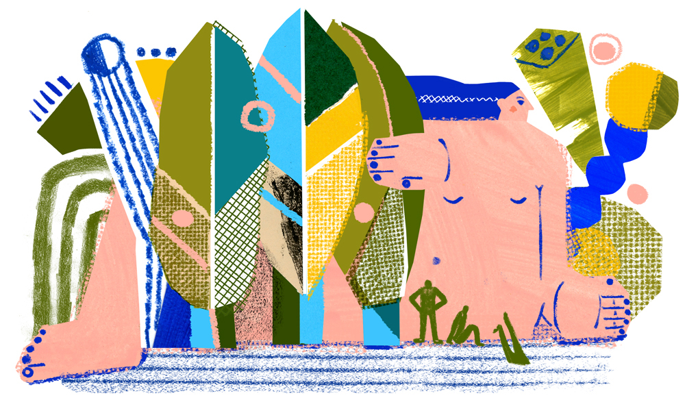 Art by Andrea D'Aquino