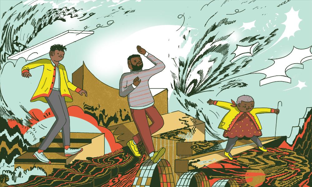 Art by Dalbert B. Vilarino