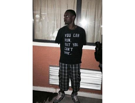 fugitive irony on tshirt