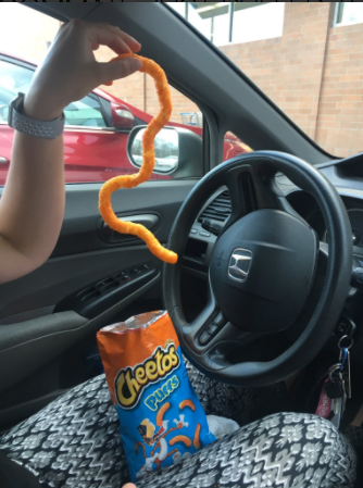 longest cheeto
