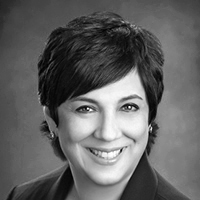 Joanna Farrere, senior vice president of human resources and administrative services