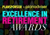 2019 PLANSPONSOR / PLANADVISER Excellence in Retirement Awards Dinner